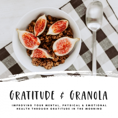 Sign up for Gratitude and Granola