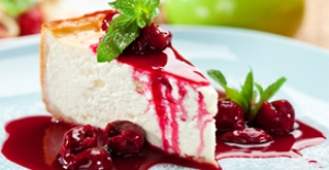 cherry cheese cake